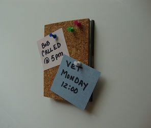 Covering The Old Phone Jack On Wall Was Easy And Done Perfectly With A Telephrame Cork Board Cover We Love It