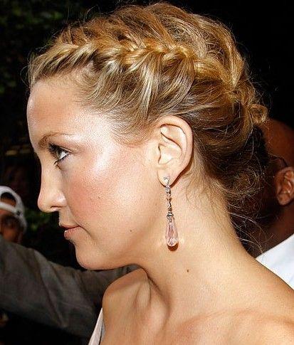 Astounding 1000 Images About Updos On Pinterest Jessica Alba Updo Updo Short Hairstyles Gunalazisus
