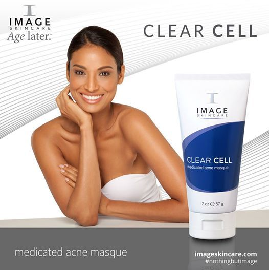 Our Clear Cell Medicated Acne Masque Contains An Aggressive Blend Of