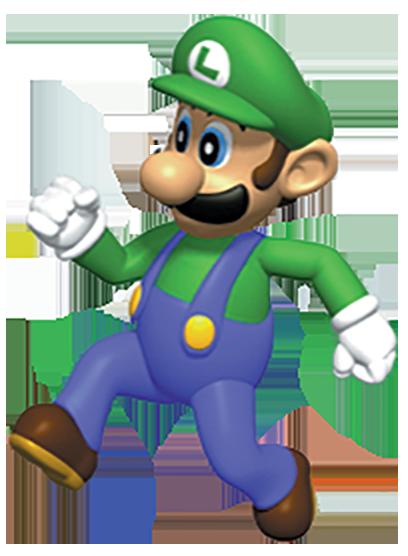 File Luigi Mario Party Png Luigi Mario Characters Mario Party