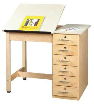 Adjustable Drafting Table Desk Combo. If Only I Had Somewhere To Put This  Haha. This Will Go In My Imaginary House.