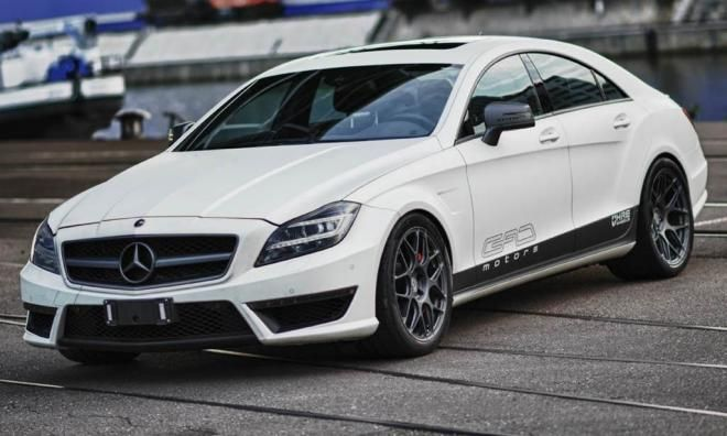 Gad Cls 63 Amg V8 Bi Turbo With 803 Hp Revealed With Images