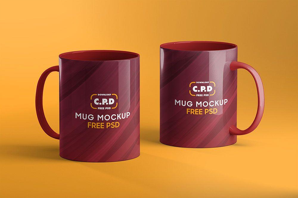 Free Mug Mockups Psd Mockup Free Psd Free Mockup Mugs