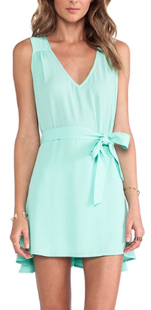 sweet bow tie dress http://rstyle.me/n/ibrmwr9te