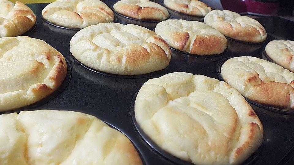 Schnelle Käsekuchen-Muffins 14 | Rezepte | Pinterest