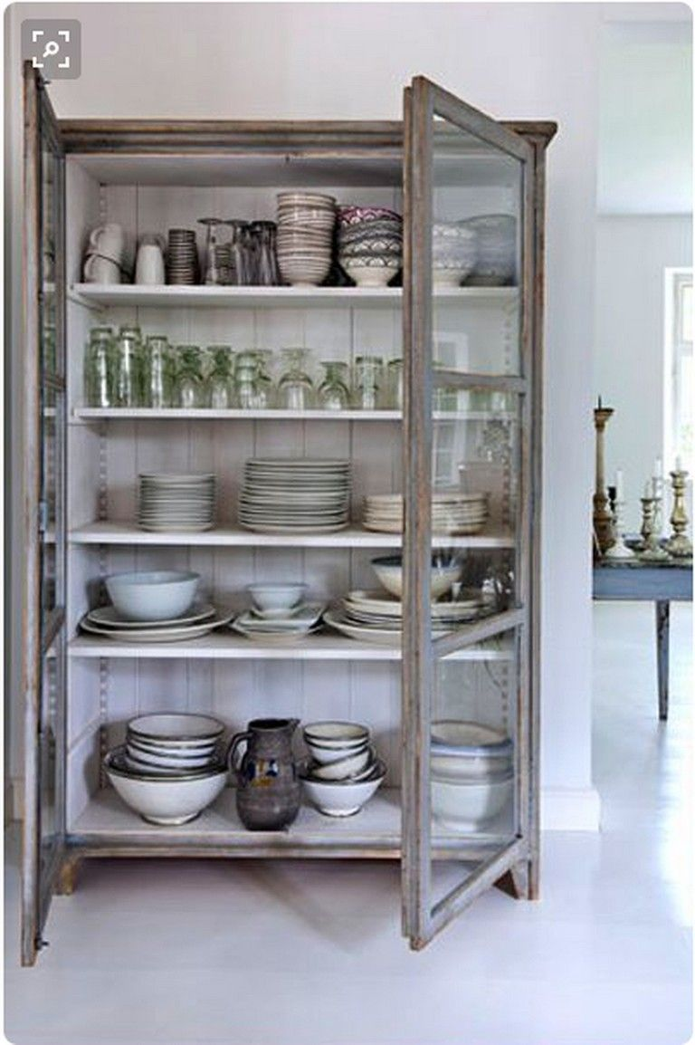50+ Simple DIY Kitchen Storage Ideas For Your Kitchen ...