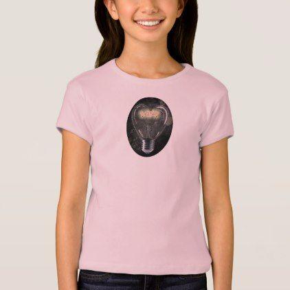 Love Lights Up T-Shirt - Saint Valentine\'s Day gift idea couple ...