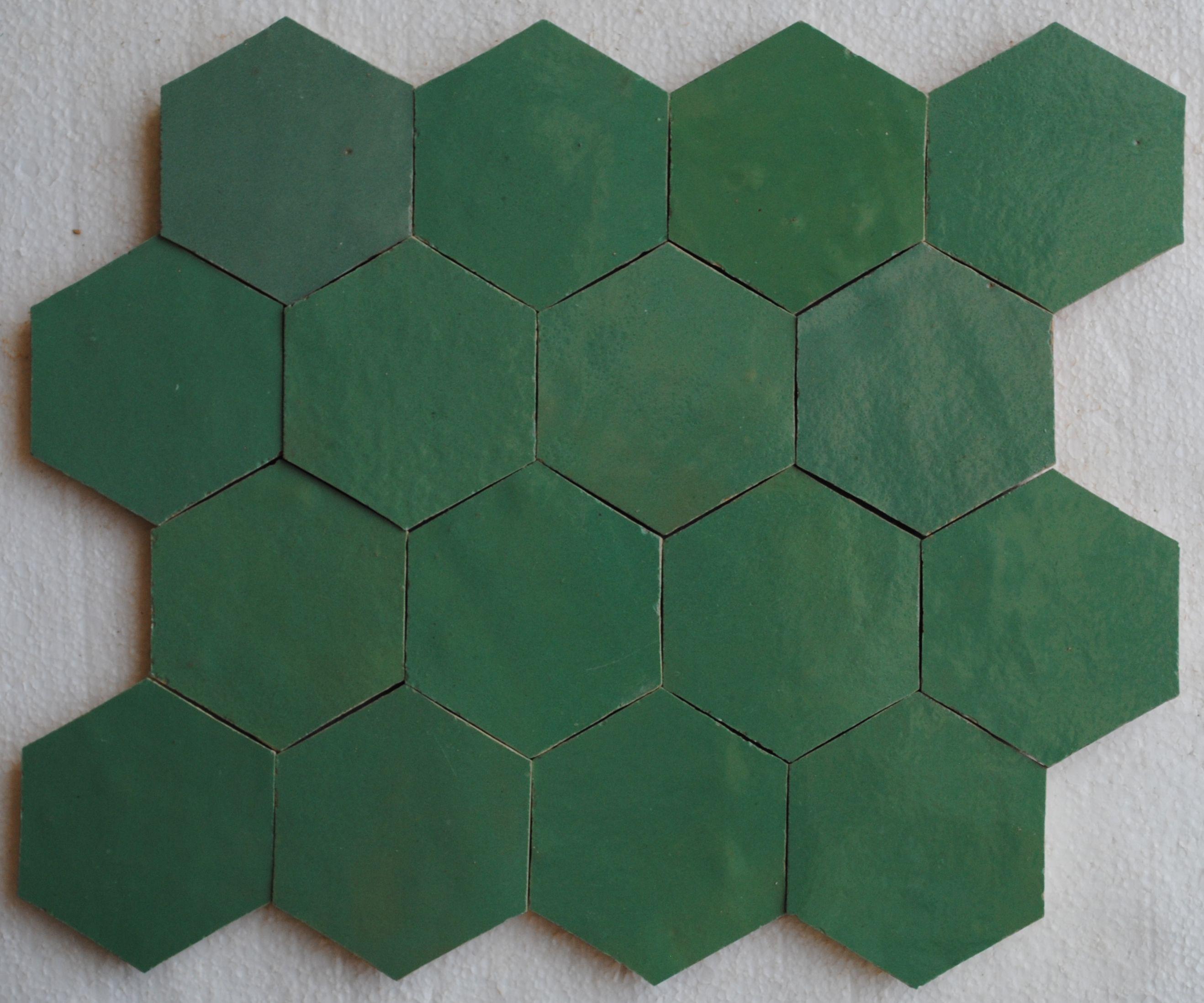 Pale Green Zellige Tiles For Sale Concrete Tiles Terracotta Tiles