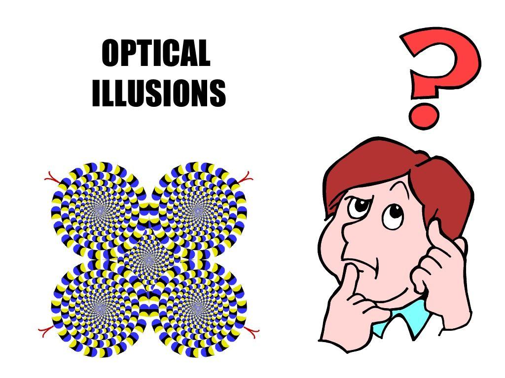 Optical Illusion By Ksumatarted Via Slideshare