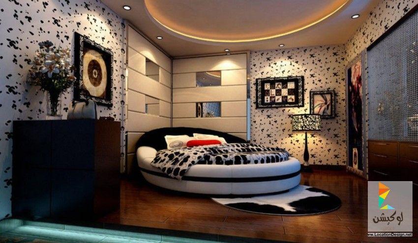 ديكورات جبسون بورد لأسقف غرف نوم 2016 لوكشين ديزين نت Creative Bedroom Creative Master Bedroom Ideas Master Bedroom Ceiling Ideas