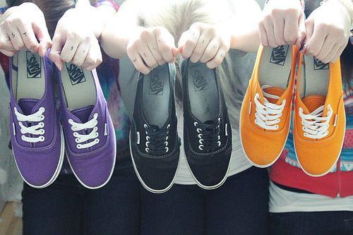 vans girl shoes tumblr