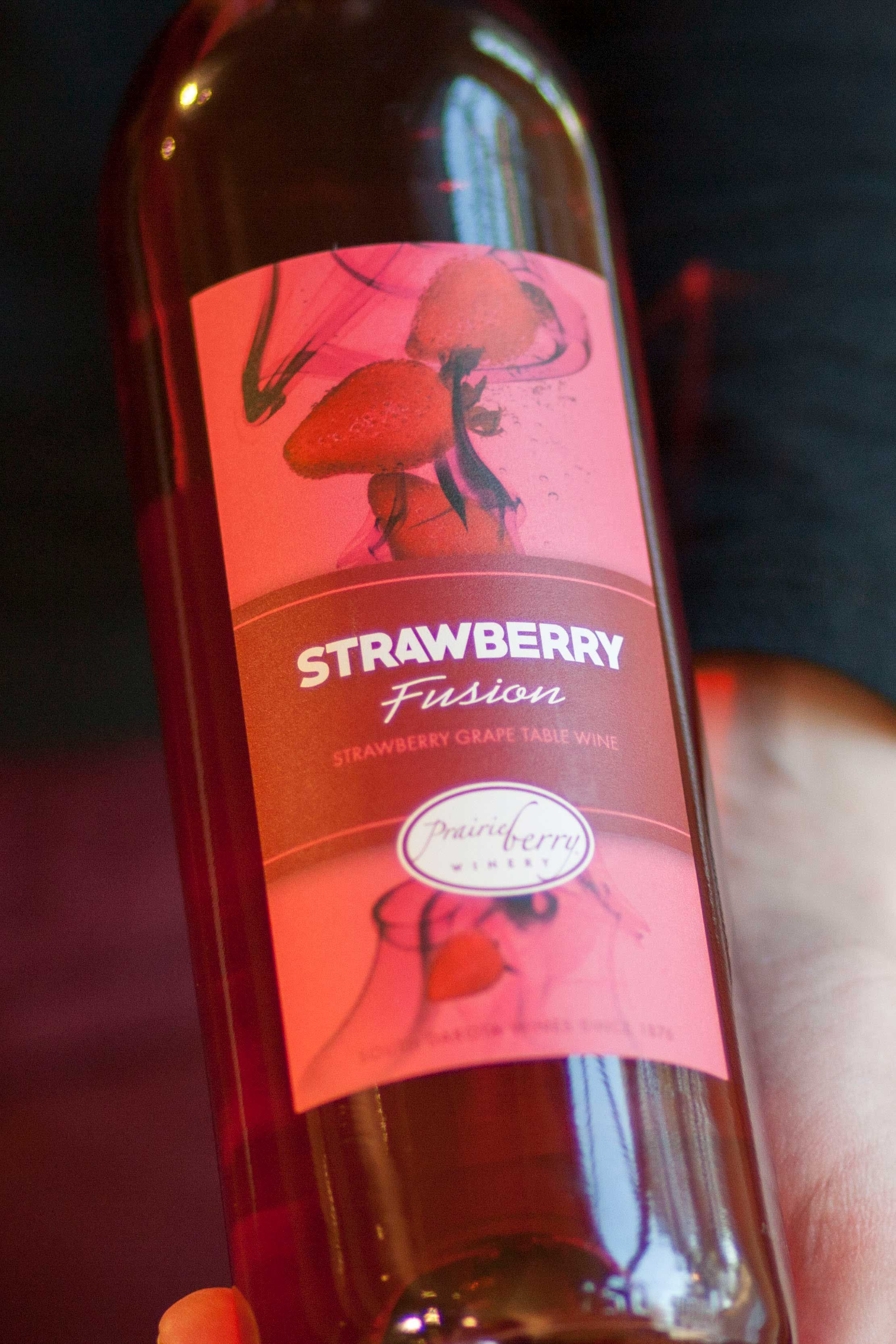 Strawberry Fusion 3 Strawberry Wine Strawberry Sweet Wine