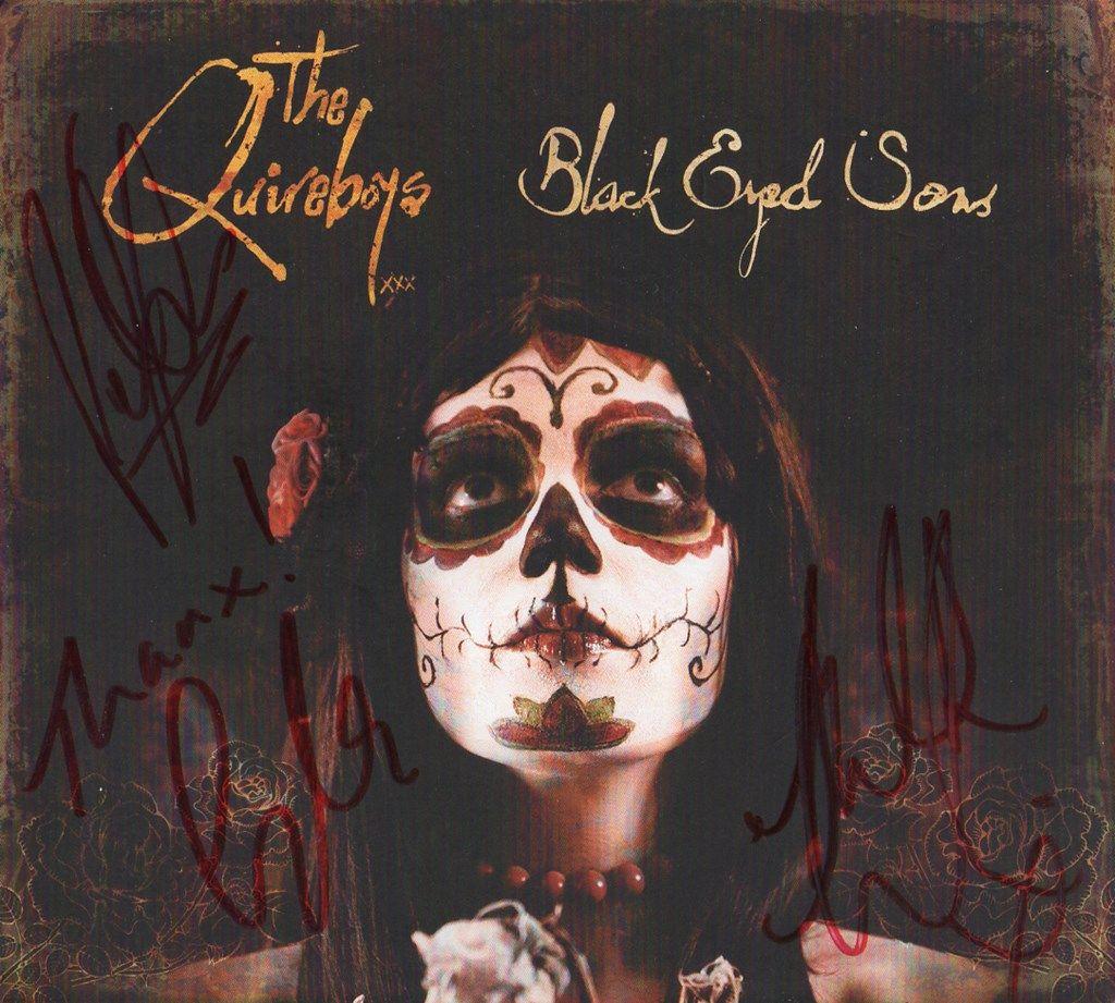 The Quireboys Eye Black Boxset Metal Albums