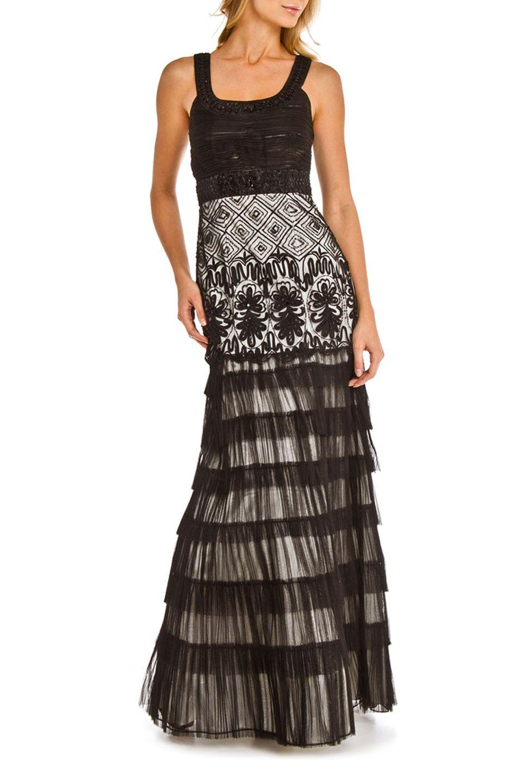 Sue Wong - Lauren Dress in Black
