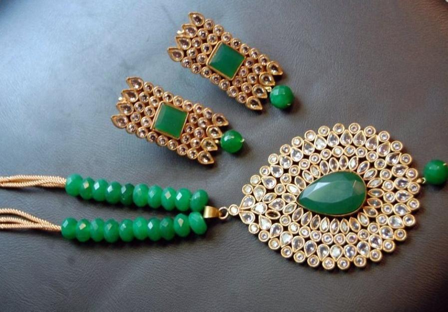 Exclusive-Bridal-Kundan-Jewellery-Sets (2)   Jewellery designs ...