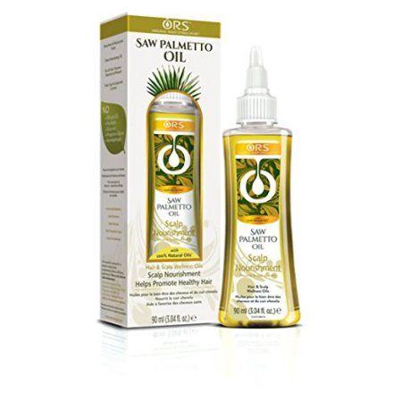 ORS Saw Palmetto Oil Scalp Nourishment, 3 04 Ounce