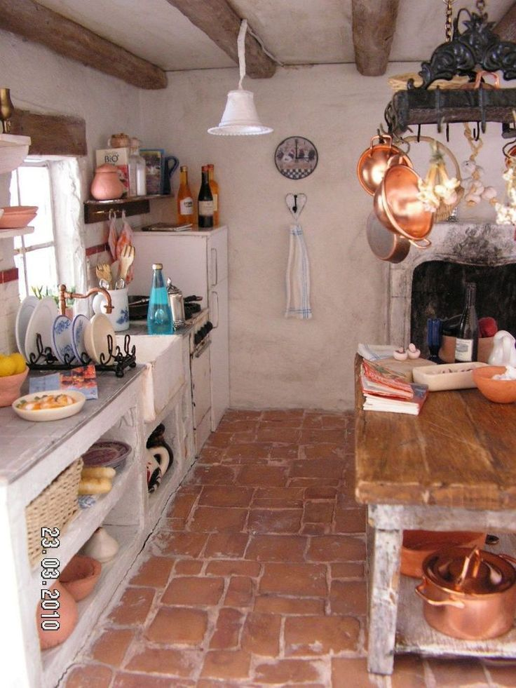 Photo of 49 Stunning French Country Style Kitchen Decor Ideas- 49 Stunning French Country Style Kitchen Deco