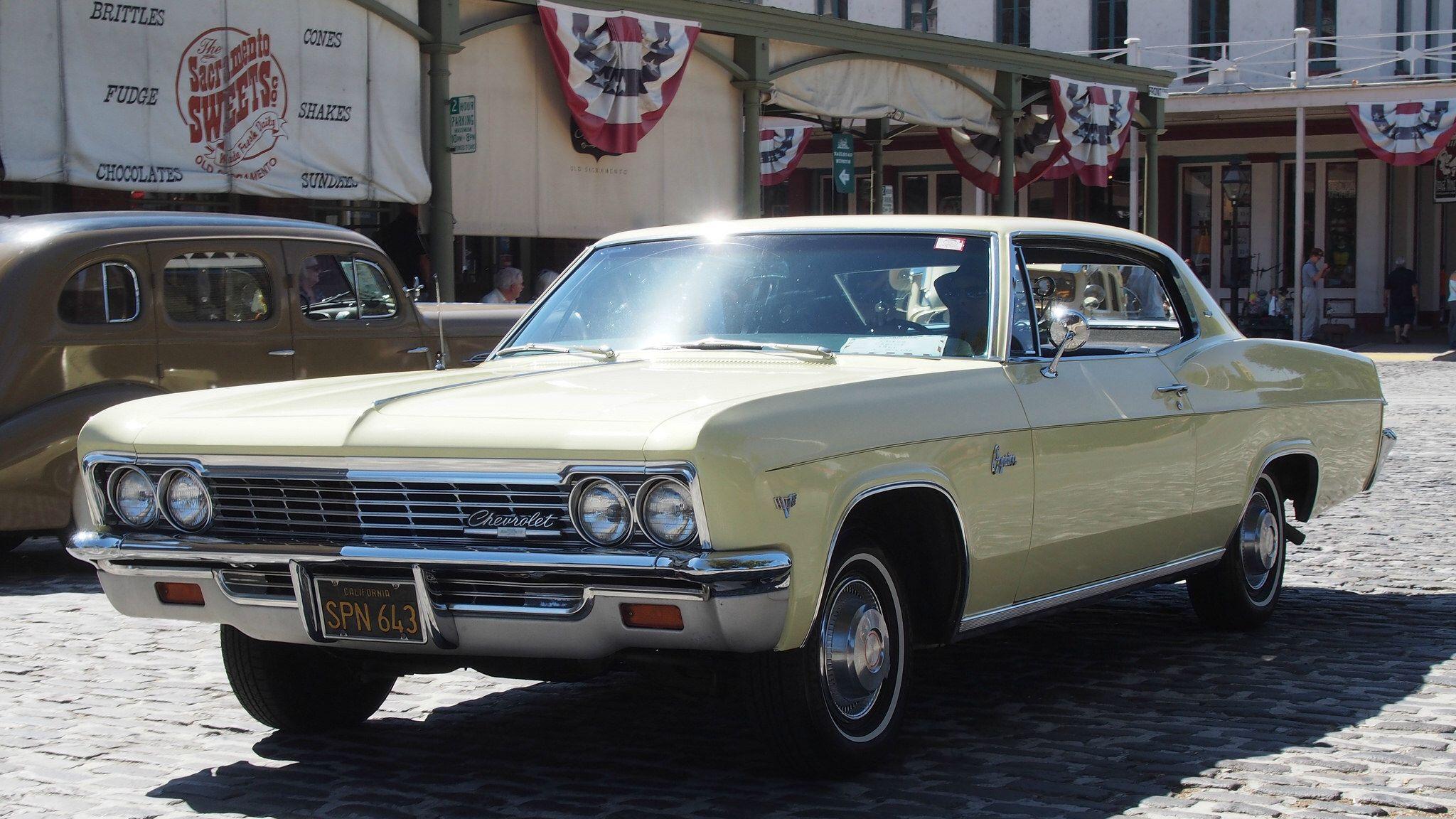 1966 Chevrolet Caprice Hardtiop 'SPN 643' 1