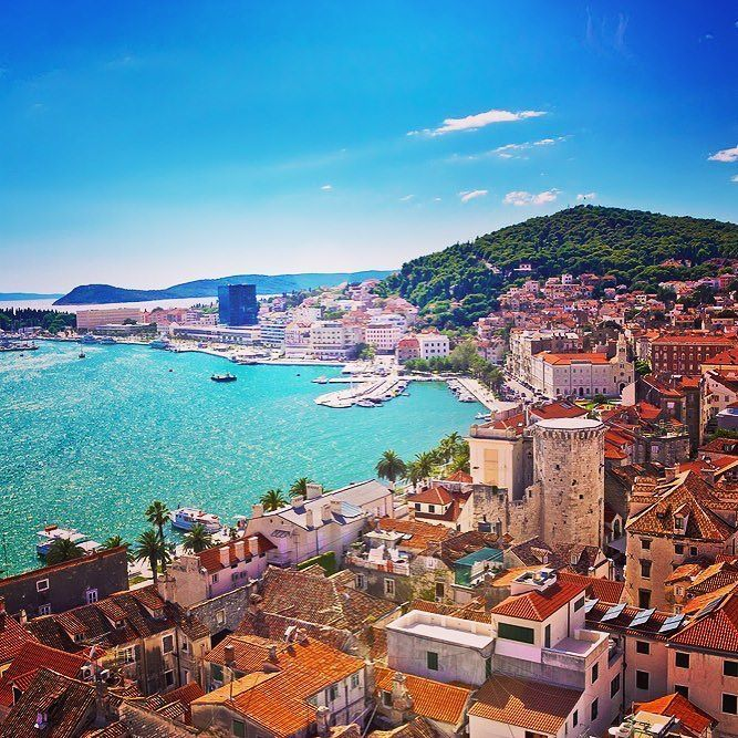 1 Twitter Europe Travel Croatia Travel Trip