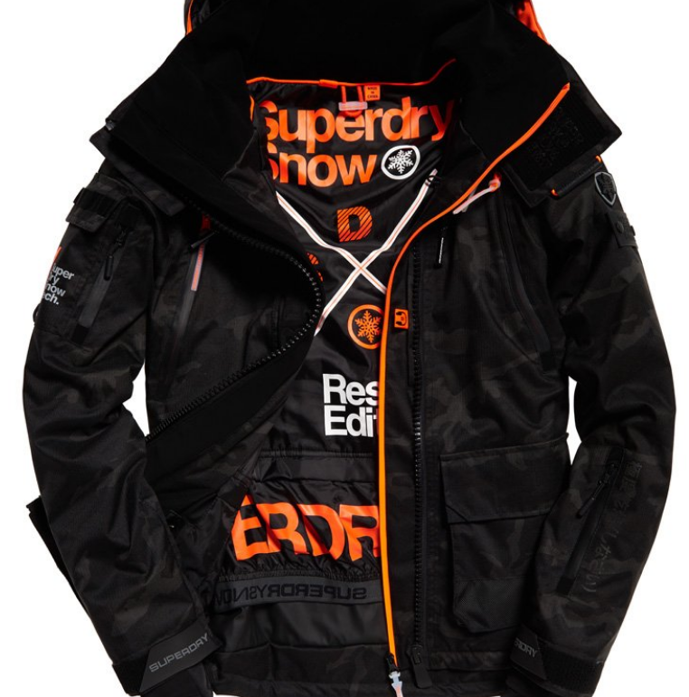 Ultimate Snow Rescue Jacket 329 95 Jackets Superdry Snow Jacket