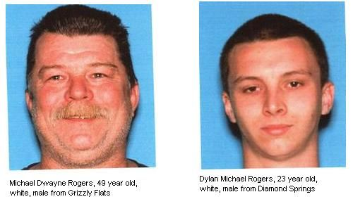 Placerville Drive-by Shooting Attempted Homicide - Suspects Armed