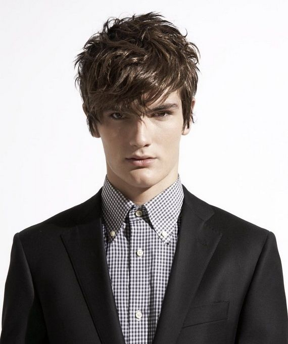 Men Bed Head Hairstyles2 2013 Bed Head Hairstyles For Men Hot Hair Styles Mens Messy Hairstyles Haircuts For Men