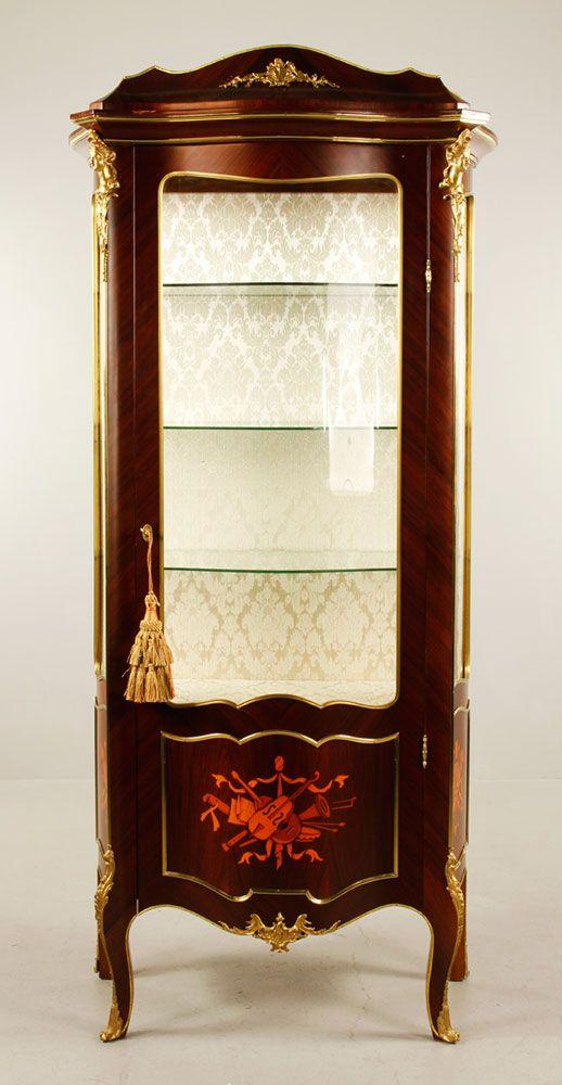 Pin de sylvia roquez en muebles de estilo muebles for Estilos de muebles antiguos