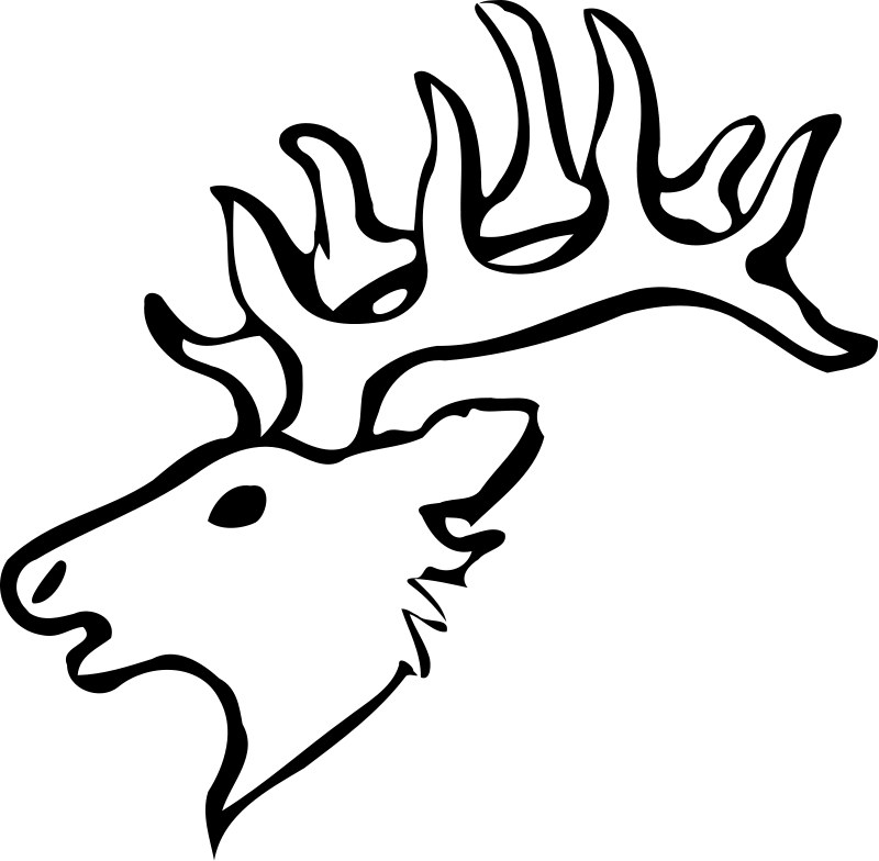 Free Printable Deer Coloring Pages For Kids Deer Coloring Pages Animal Coloring Pages Coloring Pages