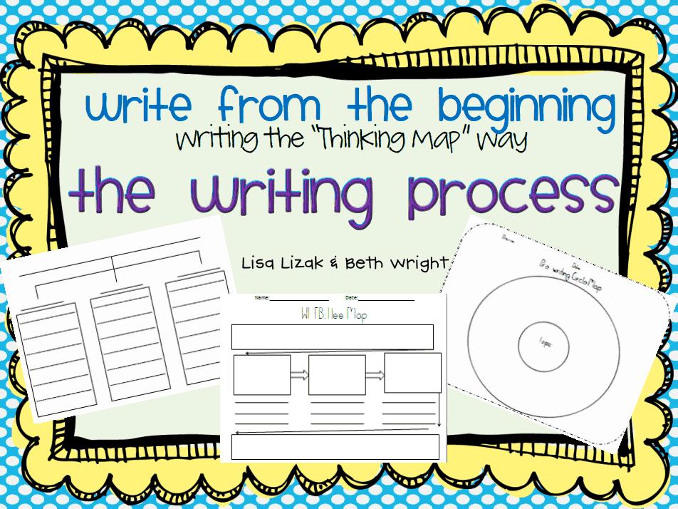 wftb Writing Process pdf | Write From the Beginning K-2