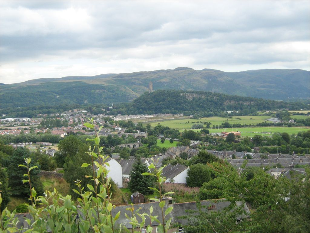STIRLING #schottland