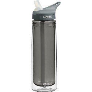 CAMELBAK eddy SPILL PROOF INSULATED WATER BOTTLE  .6L FLAMINGO $20