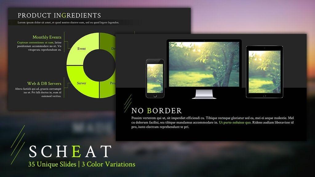 Vega Free Powerpoint Template By Junakizaki On Deviantart