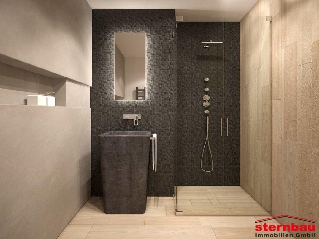 Referenzen Minimalistische Badgestaltung Kleines Bad Renovierungen Badezimmer Klein