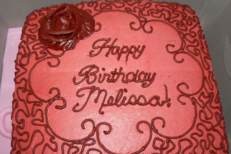 Astounding Pretty Cake For Nurse Melissa With Images Pretty Birthday Personalised Birthday Cards Beptaeletsinfo