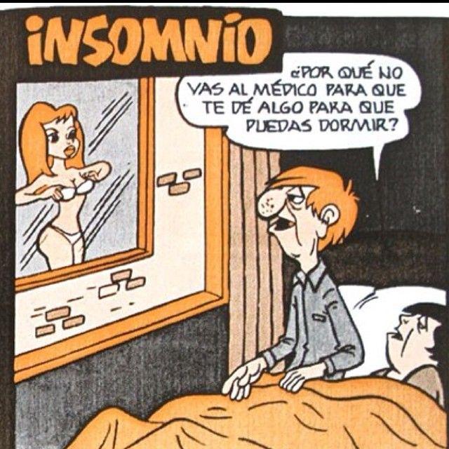 No puedo dormir querida! | Garganta de Lata | Pinterest