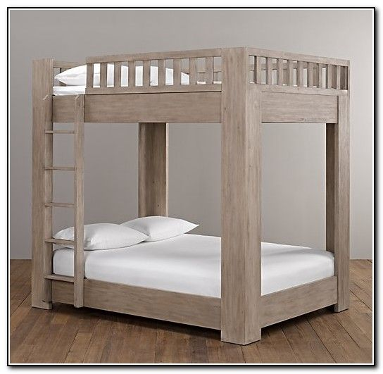 Full Over Full Size Bunk Beds (link takes you to a photo only but ...