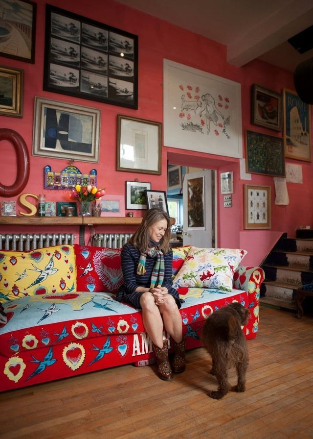This beautiful eclectic home in the heart
