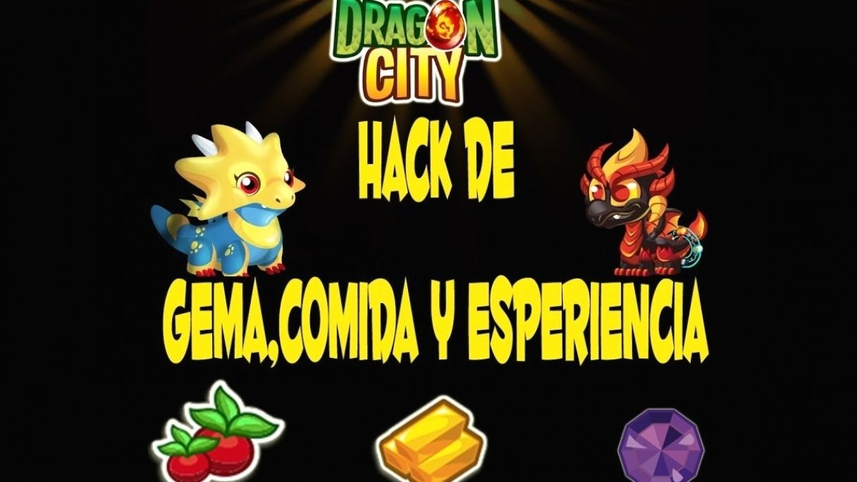 Dragon City Hack De Gemas Oro Comida Y Experiencia Youtube In 2021 City Hacks Dragon City Dragon