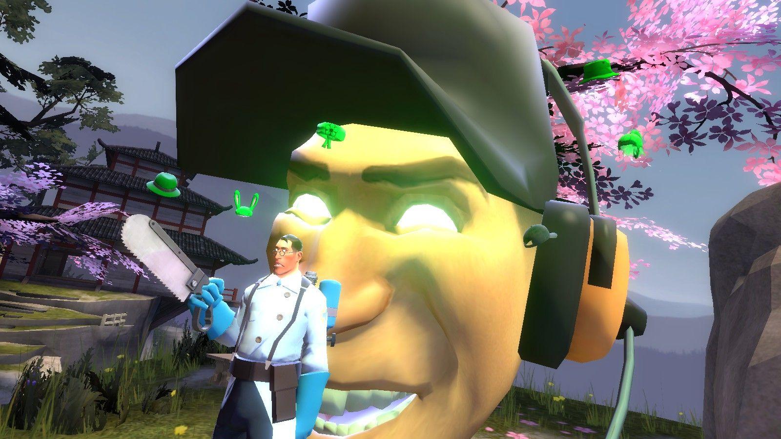C O N S U M E II -- The Lime Menace #games #teamfortress2