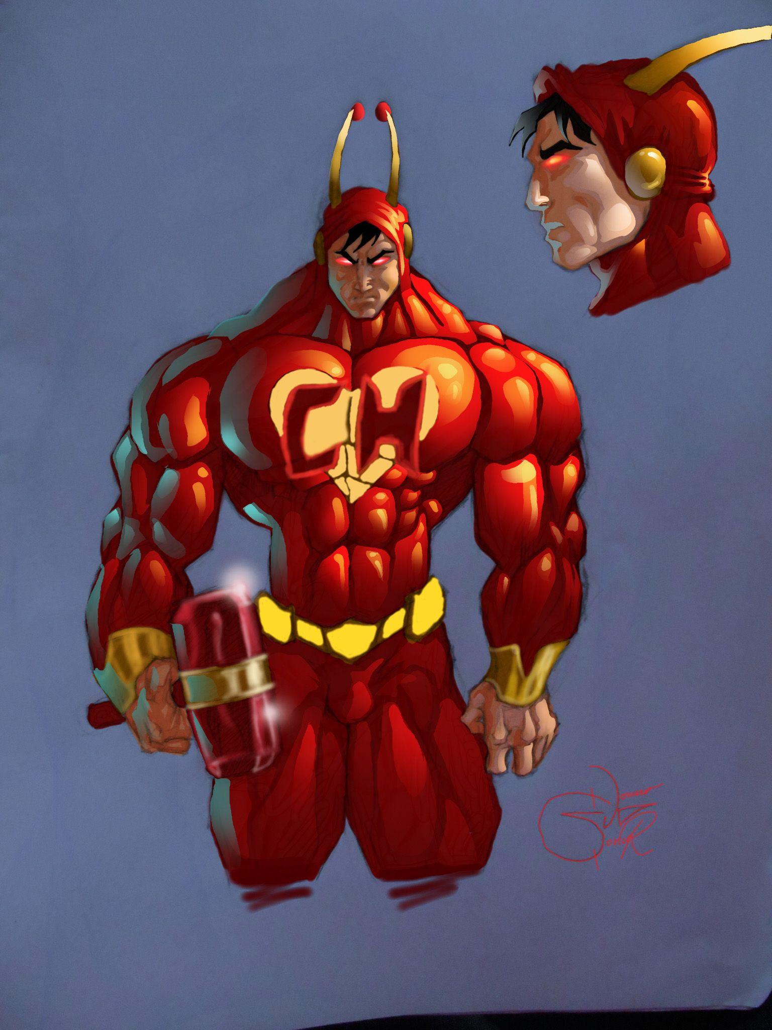 el super heroe mexicano el chapulin colorado elaborado por salvador homero  ponce rincon   Chapolin, Personagens clássicos de desenhos animados,  Chapolim colorado
