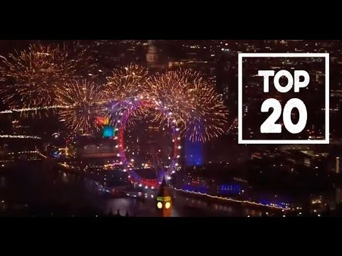 Top 20 The Best Fireworks In The World And New Year S Eve New Year S Ce Best Fireworks New Year Celebration Celebration Around The World