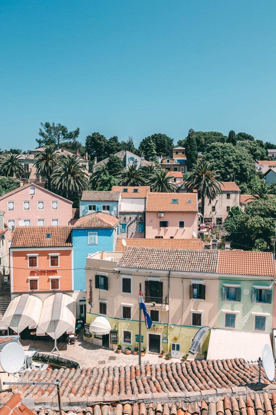 Ein Traumhafter Kroatien Urlaub Auf Der Krauterinsel Losinj Kroatien Urlaub Kroatien Urlaub