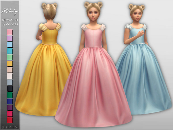 44+ Sims 4 child dress ideas