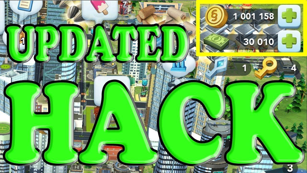 No Verification Simcity Buildit Cheats And Hack Free Simcash And