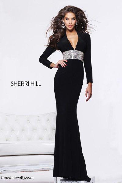 204ae52b43ec French Novelty Sherri Hill, Pretty Dresses, Sexy Dresses, Prom Dresses,  Dresses 2013