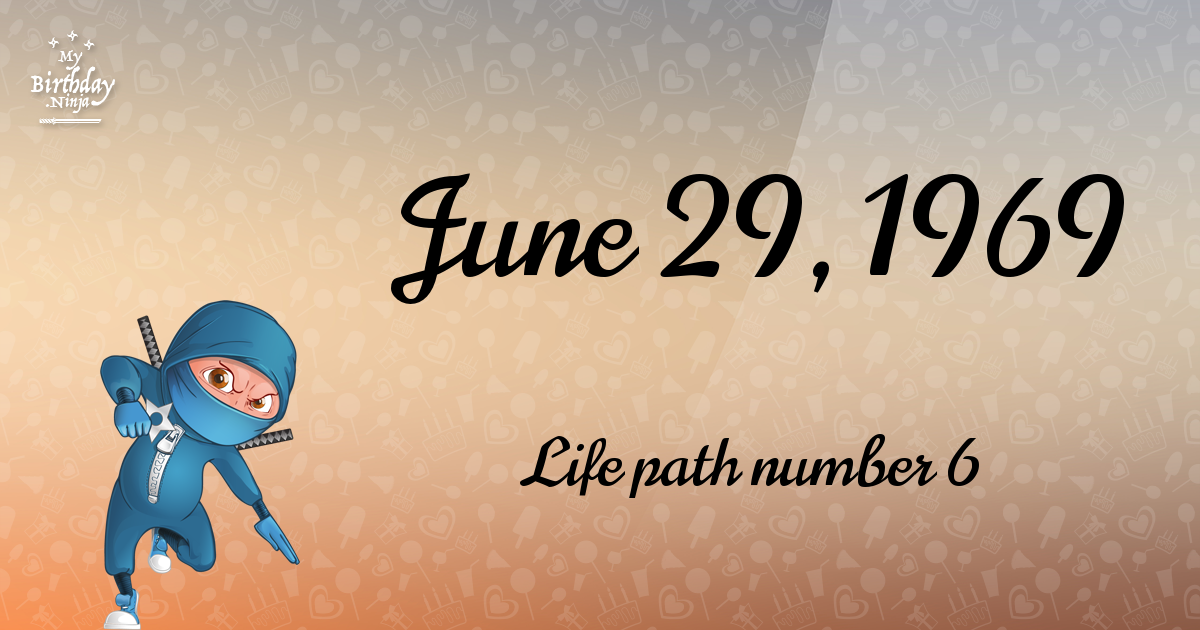 19 Fun Birthday Facts About June 29 1969 You Must Know Birthday Fun Fun Facts 29th Birthday