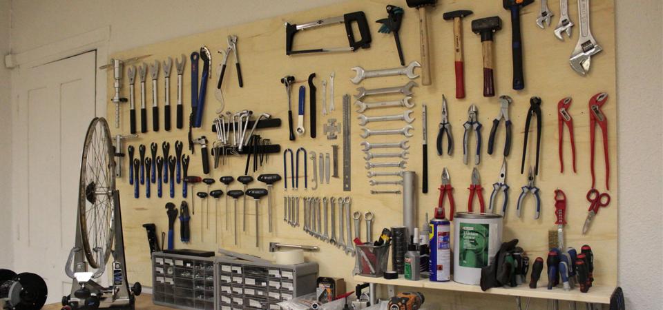 Atelier de réparation vélo à Lyon - Ciclofficina