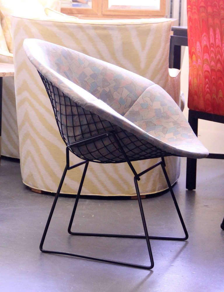 1stdibs Vintage 1950 S Harry Bertoia For Knoll Diamond Lounge Chair Chair Furniture Cool Furniture