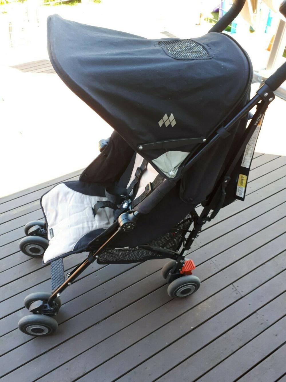 Maclaren Vogue Stroller eBay Stroller, Stroller hooks