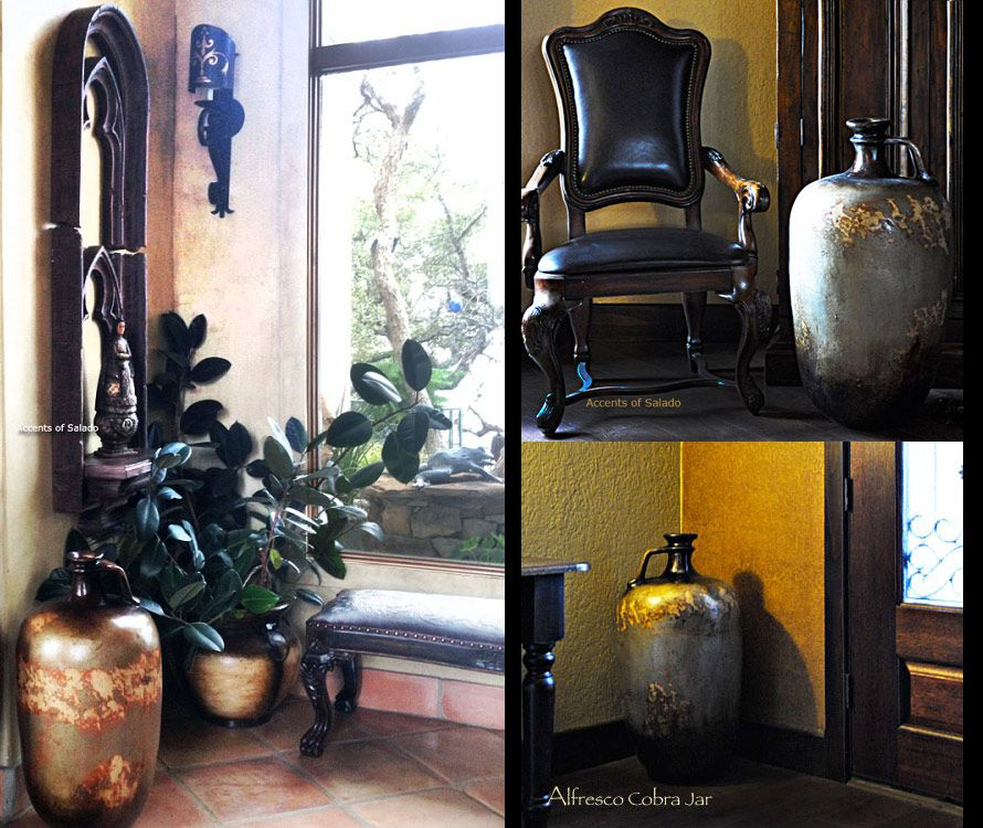 Tall Gray Floor Vase Works Well In A Variety Of Settings Find It
